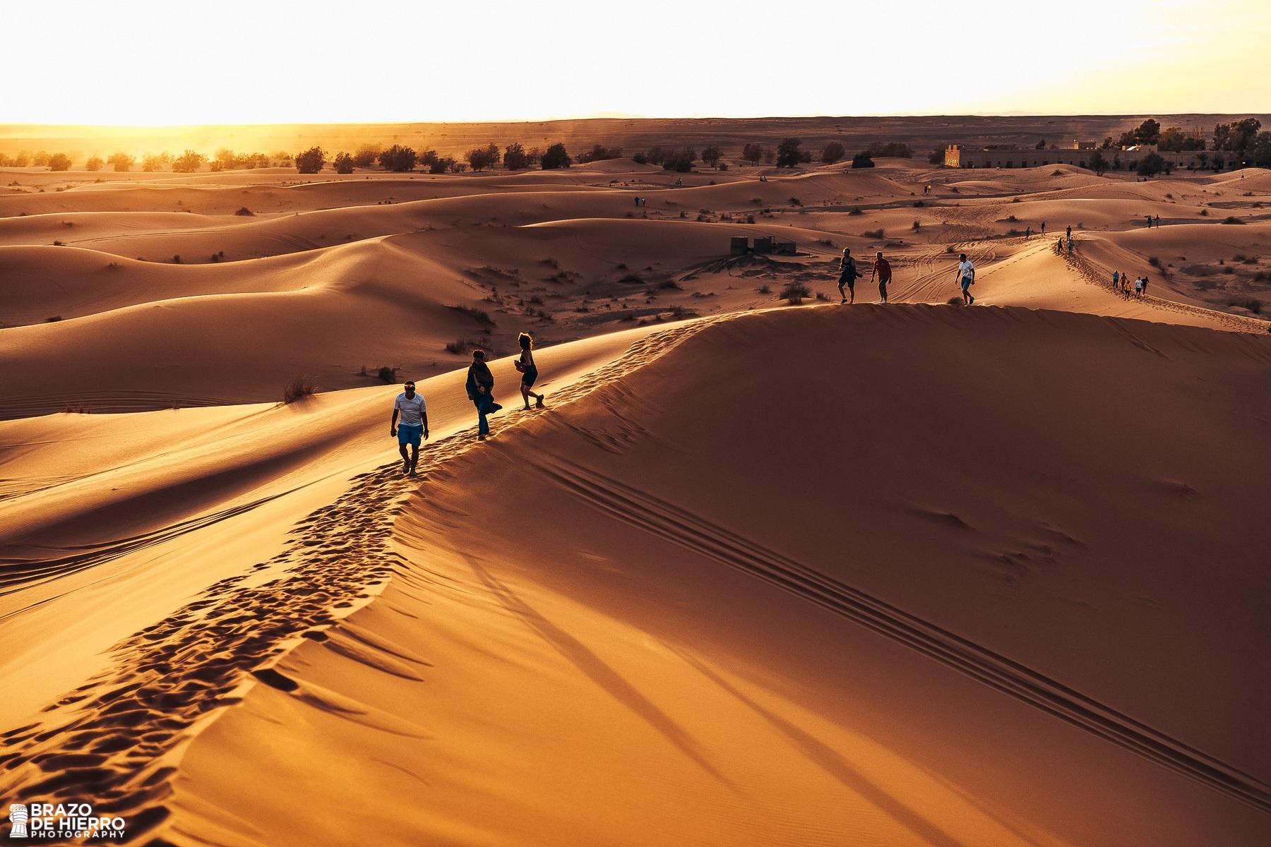 ¡Disfruta 5 Desert Marathons!